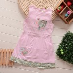 DRESS PINK LITTLE SZ 1-5TH 5PCS = 415RB